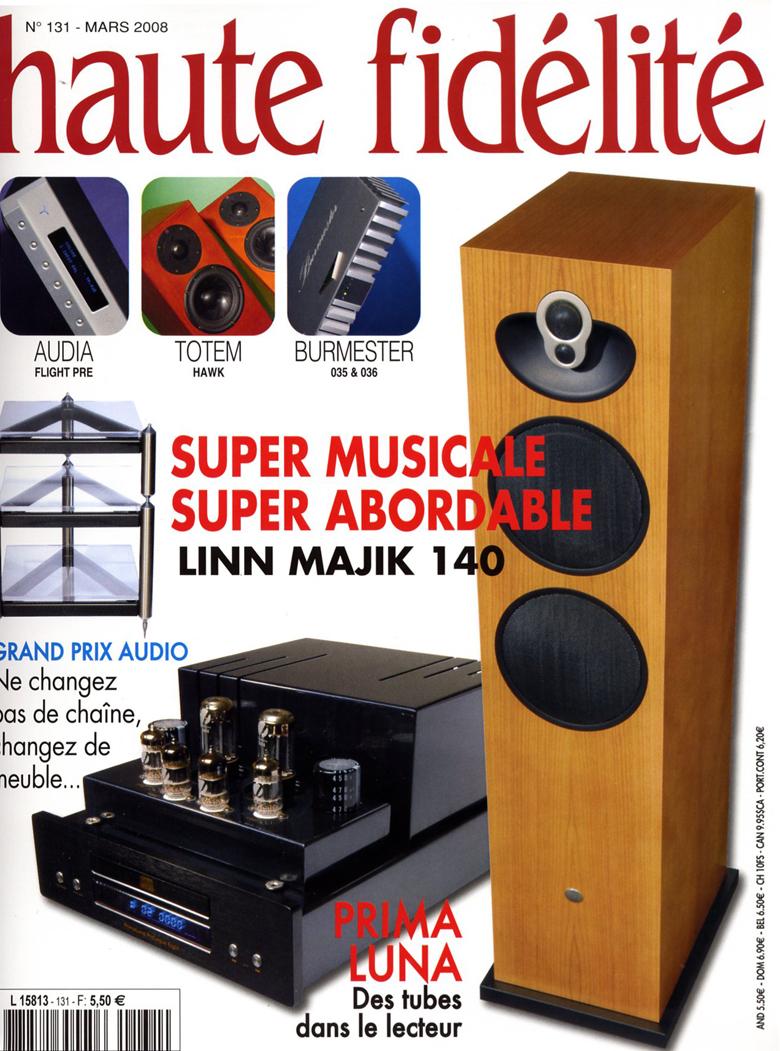 Apertura musitec dans la presse for Haute fidelite